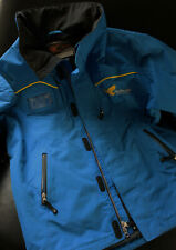 Used Mens Spyder Medium Solitude Ski Resort Instructor Snowboard Blue Jacket
