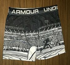 UNDER ARMOUR FITTED HEATGEAR FIRST LAYER FOOTBALL SHORTS BOY'S YOUTH LARGE YLG