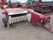 IH 420 430 440 Baler Worshop & Operators Manual