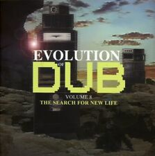 Diverse Reggae - Evolution of Dub, Vol. 8: The Search for New Life