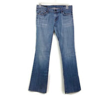 Citizens of Humanity Womens sz 30 Med Wash Faded Denim Slim Bootcut Jeans