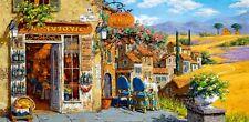 Puzzle 4000 Pezzi - Shvaiko: Colorato Tuscany di Castorland