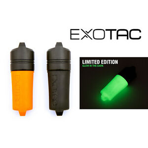 Exotac fireSLEEVE Ruggedized Waterproof Lighter Case fits Bic Survival Camping