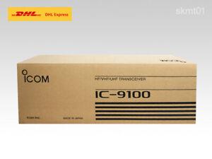 Icom IC-9100 HF 50MHz Ssb / Cw / Rtty / Am/Fm / Dv 100W Transceiver DHL Rapide