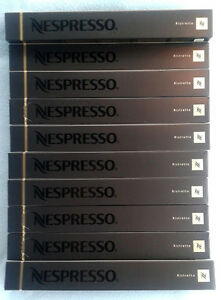 100 NESPRESSO CAPSULES - SELECT THE FLAVOUR - ALL FLAVORS AVAILABLE - FRESH