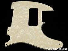 *NEW Aged Pearloid P-90 Telecaster PICKGUARD for USA Fender Tele P90 5 Hole