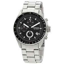 Fossil Decker Chronograph Black Dial Men's Watch CH2600IE