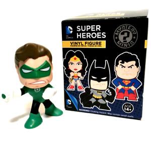 Funko Green Lantern Authentic Mystery Mini DC Comics Super Hero Collectible Box