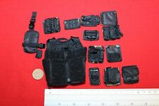 DID DRAGON IN DREAMS 1:6TH SCALE MODERN BRITISH SAS VEST WITH POUCHES FROM SEAN