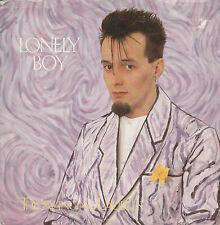 """Swinging Laurels-Lonely Boy/Voice of the mountains 7"""" Single WEA 1983"""
