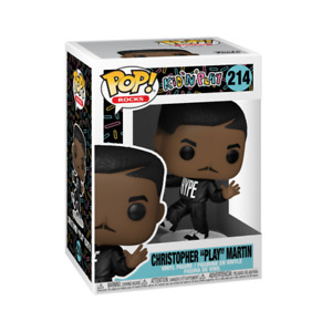 FUNKO POP VINYL MOVIES HOUSE PARTY KID 'N' PLAY CHRISTOPHER PLAY MARTIN #214