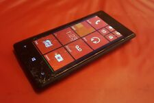 HTC  Windows Phone 8X  16GB Black (Verizon) Windows Smartphone - AS IS