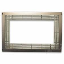 Marco ventilación para encastre microondas color níquel. Varios Microondas