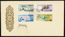 Mayfairstamps Mongolia FDC 1965 Satellite Combo First Day Cover wwg_02141
