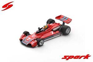 Spark 1:43 S7097 1976 F1 Brabham BT45 Canada GP (L. Perkins) #7 - NEU!