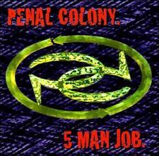 5 Man Job; Penal Colony 1995 CD, Electro-Industrial, Skinny Puppy,  Cleopatra Ve