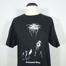 DARKTHRONE Transylvanian Hunger T-Shirt Black Men's size S (NEW)