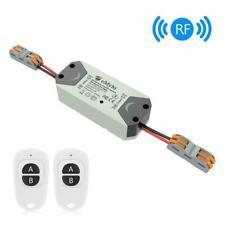 eMylo Smart RF Relay Wireless Remote Control Light Switch 1 channel