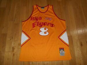 Vintage Stall & Dean 1978 Rucker High Flyers NBA Street Basketball #8 Jersey 54