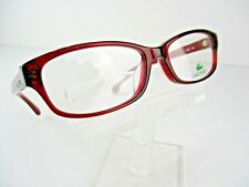 Lacoste L-2695 A (603)  Crystal Red 54 X 16 140 mm Eyeglass Frames