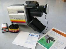 SONY Betamovie BMC-220 Video Camcorder Collection Set