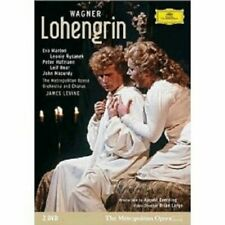 Lohengrin Metropolitan Opera Levine 0044007341766 DVD Region 1