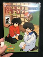 Ranma 1/2: Random Rhapsody Vol. 7 - Ukyos Secret Sauce (DVD, 2002) NEW UNOPENED