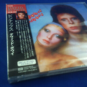DAVID BOWIE: Pinups (EXTREMELY RARE 1999 JAPANESE REMASTER PROMO CD TOCP-65309)