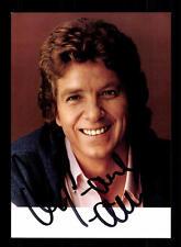 Michael Schanze Autogrammkarte Original Signiert # BC 58470