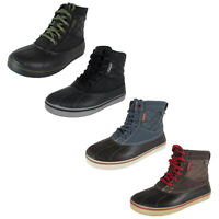 Crocs Mens AllCast Waterproof Duck Boot Shoes