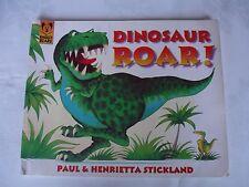 Dinosaur Roar! by Henrietta Strickland Paperback Book