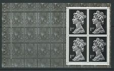 GREAT BRITAIN 1999 PROFILE ON PRINT DEFINITIVE PANE UNMOUNTED MINT, MNH