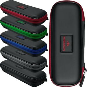 Mission Freedom Slim Darts Case Wallet Holds Assembled Darts 5 Colours