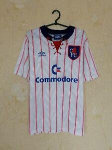 Chelsea London 1992 - 1994 away vintage rare football shirt jersey Umbro size L