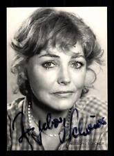 Ingeborg Schöner Rüdel Autogrammkarte Original Signiert # BC 94276