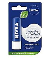 Nivea Long Lasting Moisturising Lip Balm Stick Lip Care Hydro Care