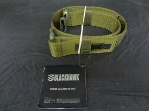 BLACKHAWK Enhanced Military 2.25-Inch Web Belt (Modernized) *New/Unused*