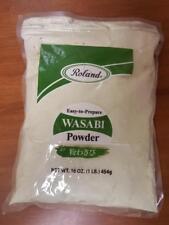 Wasabi Powder 16oz bag Roland easy to prepare