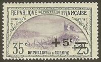 """FRANCE STAMP TIMBRE N° 166 """" ORPHELINS 1922 """" NEUF xx TTB"""