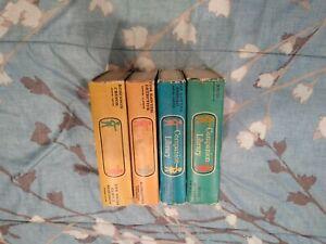 4 Companion Library Books