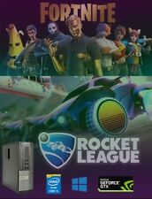 Dell OptiPlex Gaming Computer (8 GB Ram, 500 GB HDD, Nvidia GT 1030, Win 10)