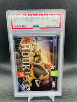 2009 Panini Adrenalyn XL Stephen Curry ROOKIE RC PSA 9 MINT 🔥Warriors 🔥