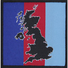 BRITISH ARMY HQ STANDING COMMANDER (UK) TRF FLASH-NEW ISSUE