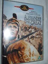 ALEXANDER THE GREAT Richard Burton  DVD