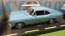 CHEVROLET COPA NOVA 350 de 1970 bleu 1/18 GMP 8023 voiture miniature collection