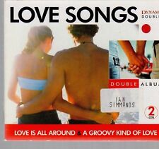 (DX359) Love Songs, 28 tracks various artists - 2003 2 CD Boxset