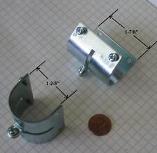 "Kason #156-C 1-5/16"" Hangrod Support Bracket Adapter, Steel, Bright Zinc Finish"