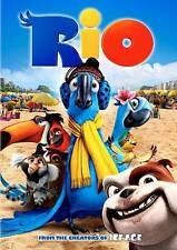RIO DVD (2011) Animated Movie NEW