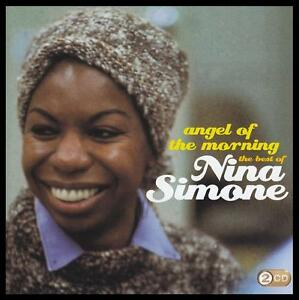NINA SIMONE (2 CD) BEST OF : ANGEL OF THE MORNING ~ JAZZ / BLUES / SOUL *NEW*