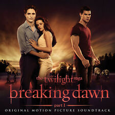 Twilight Saga: Breaking Dawn Part 1 - Various Artists (CD Used Very Good)